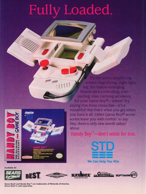 Handy Boy via vgjunk