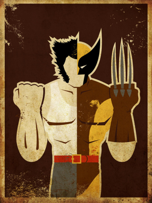 herochan:  Logan - by Danny Haas Twitter || Facebook Prints available at his shop.