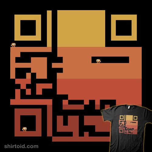 QR Under Construction available at RedBubble