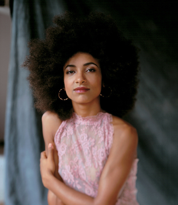 Baby's Got Bass - A feature article on Esperanza Spalding in the NY Times. Full read here.