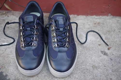 Mobleys in pavement/deep navy new for this season