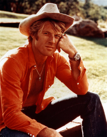 """A lot of what acting is, is paying attention."" - Robert Redford"