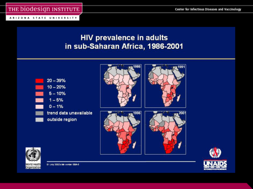 MIC 314 HIV/AIDS   Dr. Bertram Jacobs