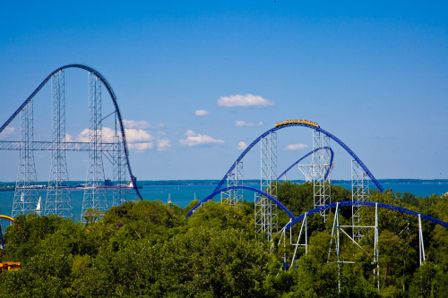 Cedar Point tomorrow <3 i cant wait