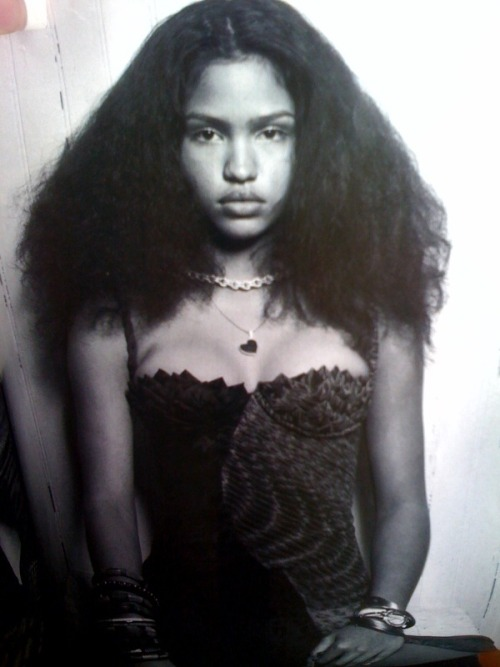 smackinass:    Cassie!