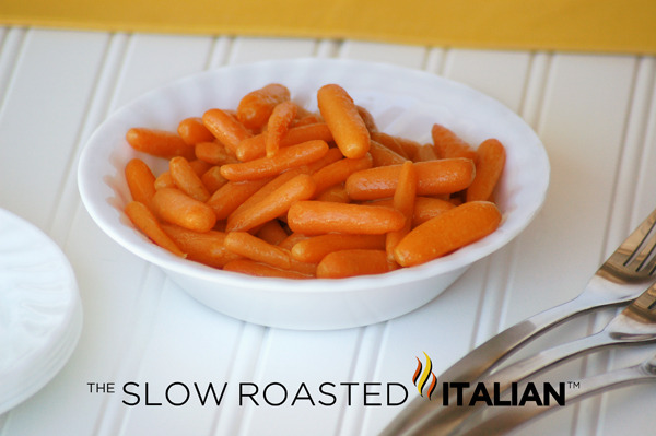 Slow Roasted Honey Glazed Carrots