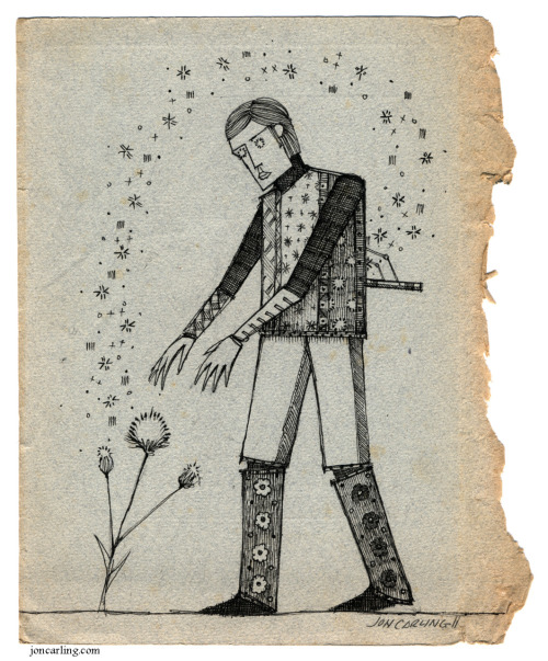 joncarling:  'the robot gardener' - Jon Carling 2011