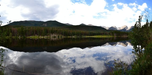 A preview of what's to come from Rocky Mountain National Park.