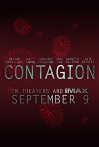 pubhealth:  Warner Brother's feature movie, Contagion, fictionalizes the  world's emergency response to a novel respiratory disease outbreak. The  movie, partially filmed at the Centers for Disease Control and  Prevention (CDC) Headquarters in Atlanta, follows the process to  investigate and respond to the unfolding outbreak.