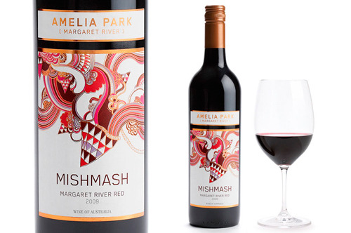 We helped launch Amelia Park Wines, completing the identity, brand design, packaging, website and print collateral for the new Margaret River based winery. The full project will be on the site soon.The packaging design for both the Core range and Mishmash range were featured on The Dieline here and here and Lovely Package.