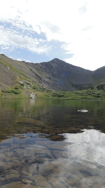 sycamorebones:  [*] Comanche Lake and Comanche Peak | Colorado