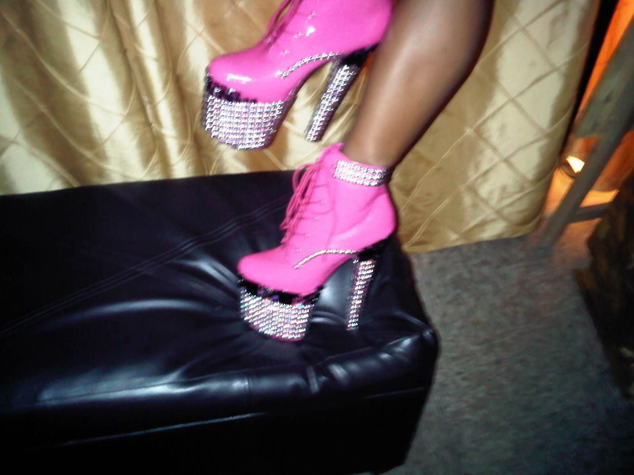 love these shoes fo' real