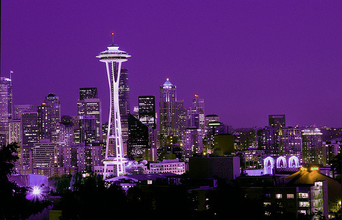 "Seattle ""The Emerald City"" (by Randy'sPhotography)"