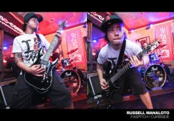 killapinas:  Russell Manaloto of Curbside / Faspitch Photo credits to Francis Josef