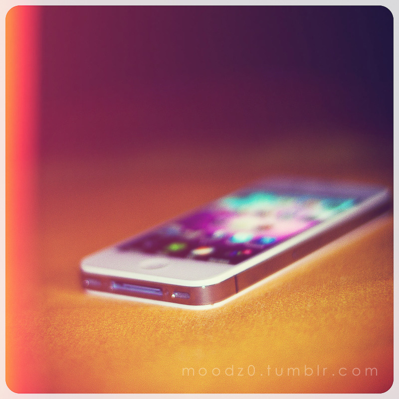 My iphone <3
