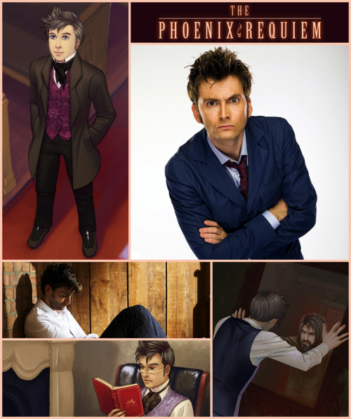 the phoenix requiem dreamcast david tennant as jonas faulkner