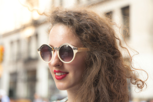 http://www.nytimes.com/slideshow/2011/08/22/fashion/street-style-glasses-4.html Hey guys! I got two photos in this week's New York Times Readers' Street Style Photos: Unique Glasses (#4 and #7). There are some cool other ones too. Original Post: http://thenycstreets.tumblr.com/post/9077459082/khloe-and-becca-stylists-at-seventeen-magazine Above photo was taken on Spring Street in Soho. Right in front of my favorite restaurants Balthazar. She had a great outfit altogether. x www.thenycstreets.com