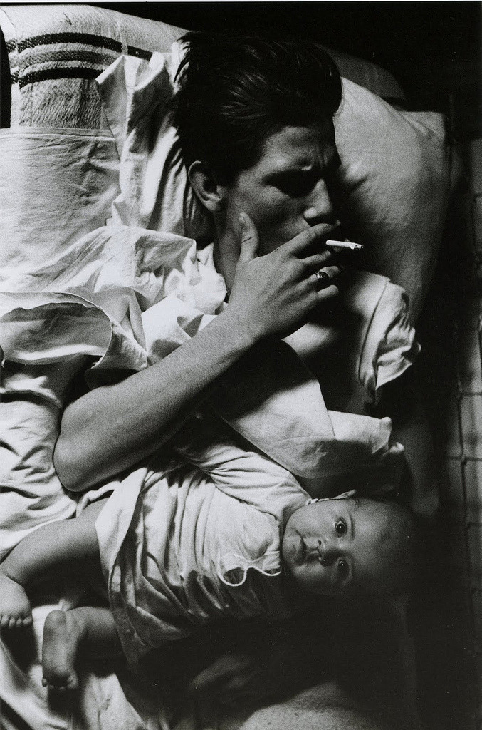 silfarione:  Tulsa 1963, by Larry Clark
