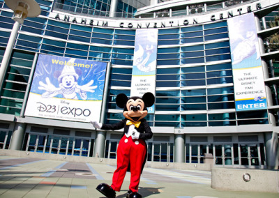 (Take 5: Disney's D23 Expo « Disney Parks Blogから)