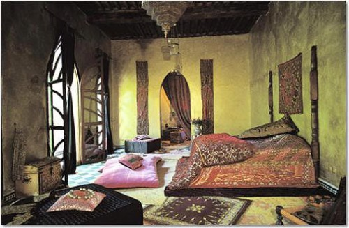 My Bohemian Home Moroccan elegance. Yes, please.