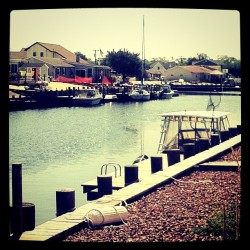 The pretty side of the Jersey Shore (Taken with instagram)