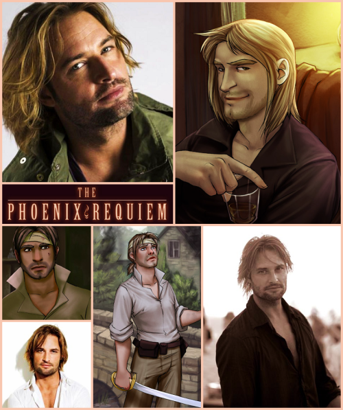 the phoenix requiem dreamcast josh holloway as robyn hart