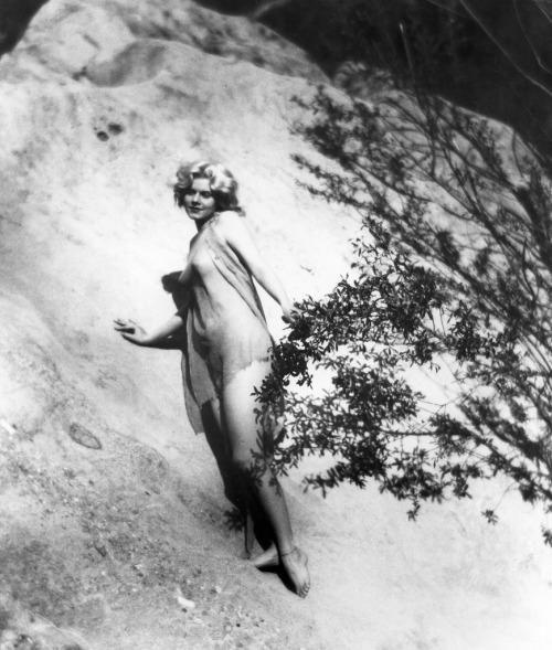 Are Jean harlow nude your
