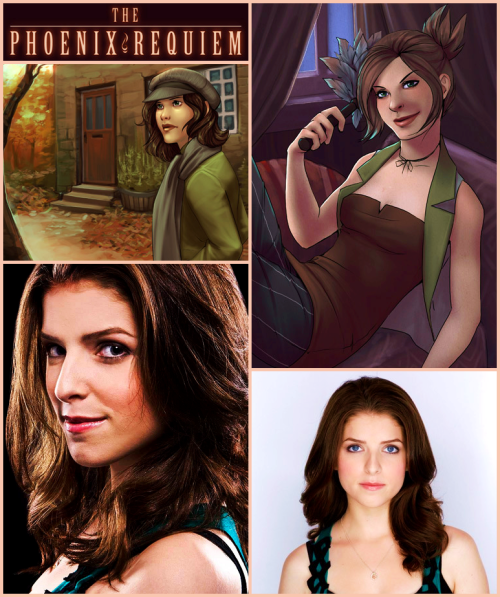 the phoenix requiem dreamcast anna kendrick as petria grey
