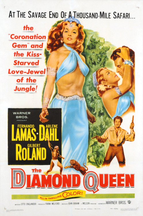 The Diamond Queen (1953)