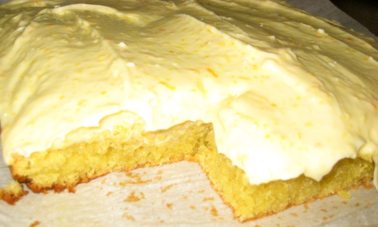 This is a picture of the orange blondies I made for my host family. They absolutely loved them, especially the orange cream cheese frosting. I figured baking for them would be a nice treat for them after how much they cook for me. I took an orange blondie to my tandem partner when I met him yesterday and he really enjoyed it. His name is Gonzalo and he used to go to the Universidad de Chile but now he goes to La Catolica. Gonzalo informed me that although one of the schools is private and the other is public, his major costs nearly the same at both universities-proof of a dire need for reform. He has a friend who lives in San Francisco and told me that he believes California is the best state in the US because the entire state is progressive and open minded. He was very disappointed to find that this is not the case and that in fact, California is having a very similar education crisis to the one here in Chile. Several hours after my tandem meeting I went out for Mexican food with a few of my friends-two from the US and one from Canada. My Canadian friend, Orietta, had never had Mexican food before and my two other friends-Evelin and Lupita and myself missed eating Mexican food greatly because we ate it frequently back in the US. I had mole enchiladas which we delicious and reminded me of the ones I always order when I go to Casa Sanchez in LA with my family. After Mexico food we went salsa dancing. The night started out slowly but by the end we all had our coats in the coat check and were having a great time. I ended off the night with a great conversation with my taxi driver on the way home. We discussed the current education crisis in Chile and how the current government only pays attention to the upper class. He told me that he has his house, his wife, and his kids and they live comfortably but have no possible way of affording college. His son was in college but had to drop out because they could not continue paying for his college. I learned that the overwhelming majority of Chilean college graduates are still in debt and that there are more Chilean universities than Chileans who can afford to go to college because it is so easy to start a for-profit university. As always, I hope changes are made so that students here are able to get a quality education without getting into a lifetime of debt.