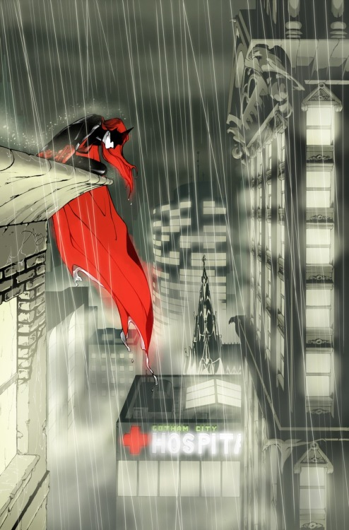 ealperin:  tr00nerd:  Batwoman // Amy Reeder  Lovely. Just lovely.