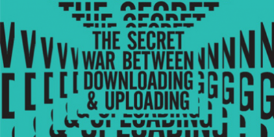 "Data Wars Peter Lunenfeld's book ""The Secret War Between Downloading & Uploading: Tales Of The Computer As Culture Machine"" (MIT Press 2011) presents a new way of looking at the cultural struggle for control of the Internet. Although the conflict between uploading and downloading may not seem secret since the Napster case a decade ago, and is indeed a common feature of net political debate, Lunenfeld is using the concepts of downloading and uploading to discuss not the copyfight but how human beings relate to each other culturally and socially through technology. Full review here: Furtherfield"