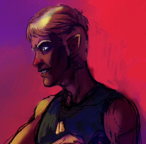 of course if I really hate a sketch poop I'll just start painting it why do I do this to myself