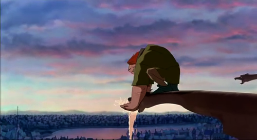 FX animation in Disney's The Hunchback of Notre Dame