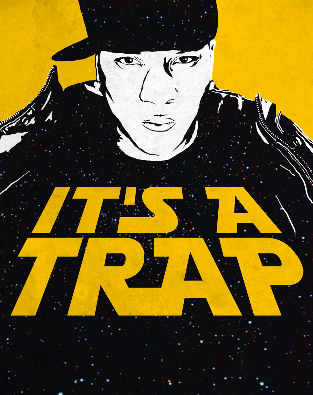 "Young Jeezy Akbar ""It's A Trap!"" by @Nickq83 aka braintrust.tumblr.com"
