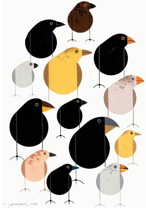 by Charley Harper