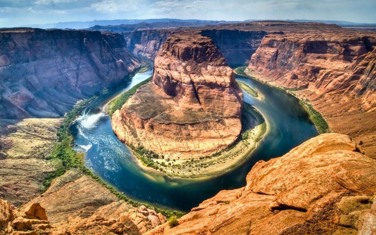kthxbyaaah:  Horseshoe Bend - Grand Canyon, USA