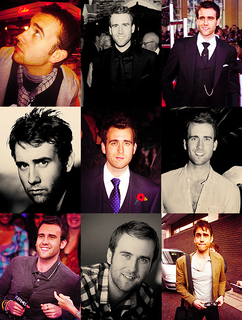 50 Flawless Human Beings→ Matthew Lewis   o my