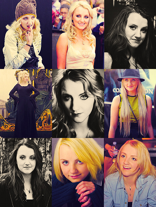50 Flawless Human Beings→ Evanna Lynch