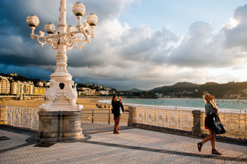 Great find! San Sebastian. LE SIGH. Adding this to the Travel Tuesday pile.  thisisalisha:  still can't believe I was here.