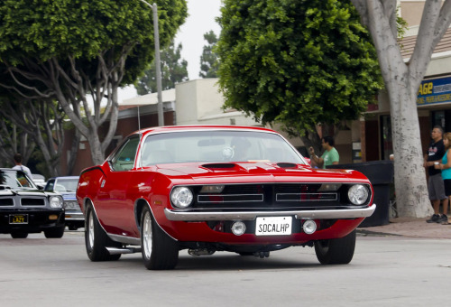 MOPAR MONDAY motoriginal:  Plenty of Go to Go AroundR. Romar