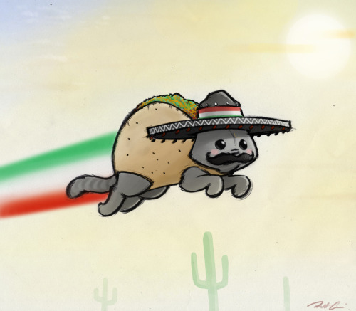 Can you handle 90 minutes of pure Mexican Nyan Cat? http://www.youtube.com/watch?v=-KEDNIX-Syc ¡Prepara los maracas!