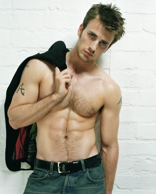 I'm in a Chris Evans mood today.
