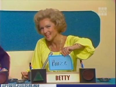 Betty White is the best!