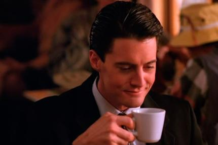 ayecoyote:  agent cooper coffee appreciation post