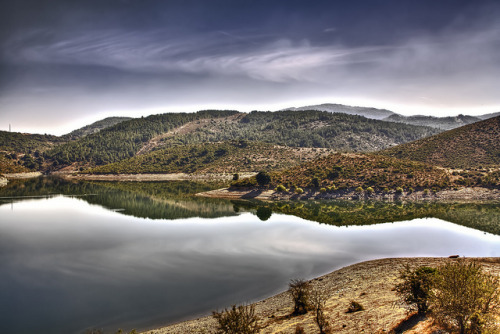Il lago del Flumendosa (HDR) on Flickr.