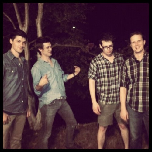 Chambray vs. Plaid (Taken with instagram)
