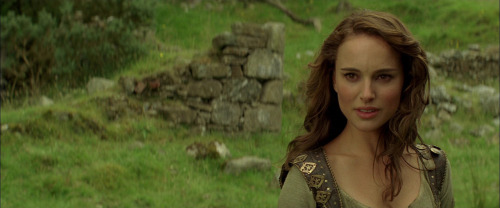 Natalie Portman as Isabel in Your Highness. The Your Highness Gag Reel.