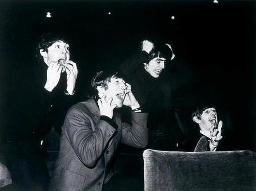 iloveretro:  The Beatles