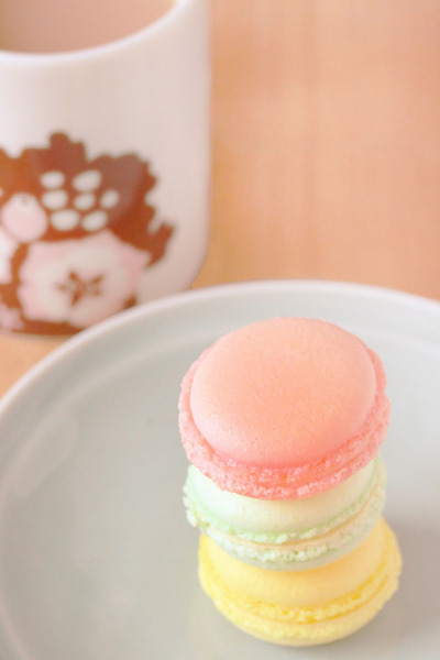 macarons by hanabi. on Flickr.